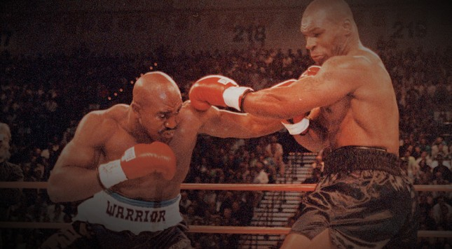 30 FOR 30 – CHASING TYSON