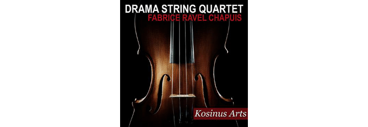 Drama String Quartet     ©Kosinus-Arts