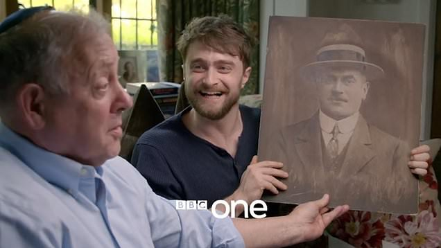 Who Do You Think You Are?	Daniel Radcliffe BBC ONE