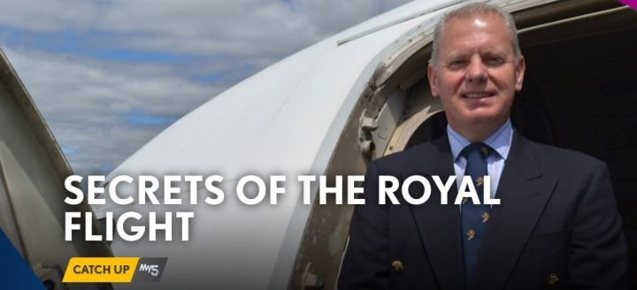 Channel 5 : SECRETS OF THE ROYAL FLIGHT