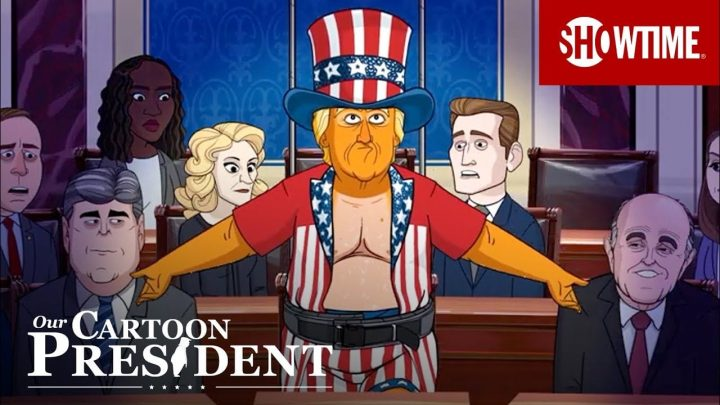 Our Cartoon President – Showtime